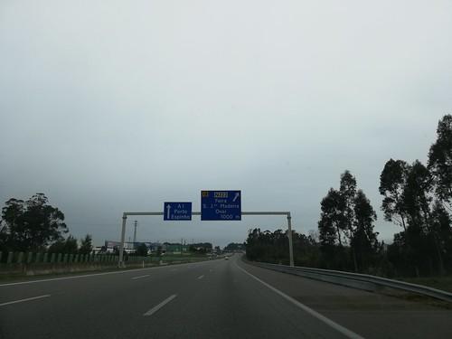A1 - saída Feira