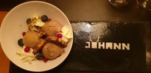 Dessert im Johann