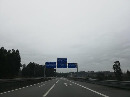 A41 - saída A32