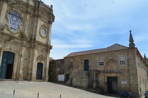 Mosteiro de Santa Maria de Salzedas II