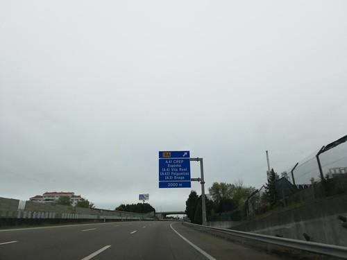 A1 - saída A41 CREP