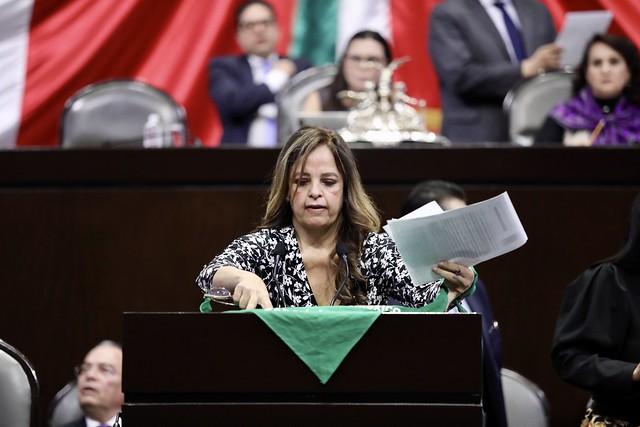 10/03/2020 Tribuna Dip. Lorena Villavicencio Ayala
