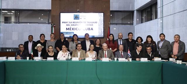 11/03/2020 Grupo de Amistad México-Cuba