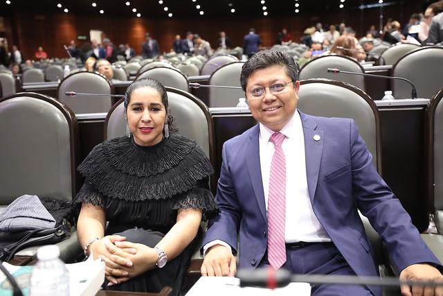 10/03/2020 Sesión Solemne Día Internacional de la Mujer