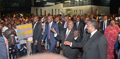 President Cyril Ramaphosa participates in Inaugural Meeting of Contact Group on Libya in Nigeria