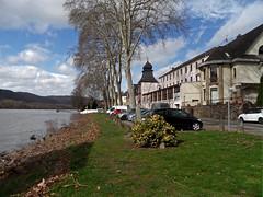Leutesdorf - Rheinpromenade