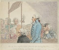George Barrington at the Old Bailey, Friday, 17.09.1790
