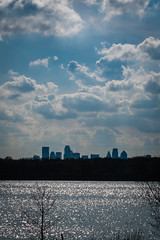 2020 Visions 3.9 ~ Dallas Skyline from the Arboretum