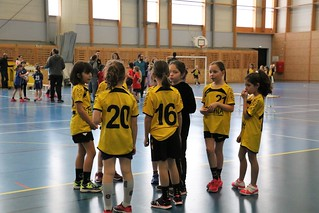 Ecole de Hand - Tournoi Ligné