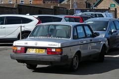 Volvo 240 GLT (1990)
