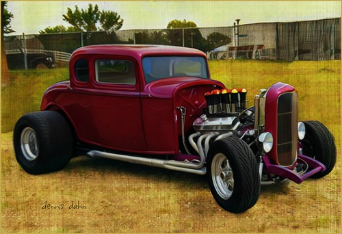 Thirty Two Hot Rod