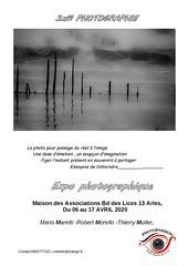 EXPOSITION 3xM PHOTO ARLES MDVA AVRIL 2020