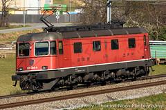 SBB Cargo, 620 084-4 : Uznach