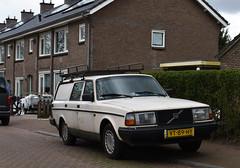 Volvo 240 Polar Van