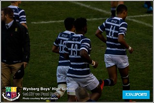 WBHS Rugby: 1st XV vs Paul Roos Album I