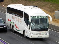 R & J Travel of Moreton, Wirral