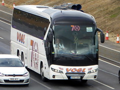 Voel Coaches of Dyserth, Denbighshire