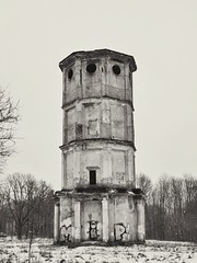 abandonned tower