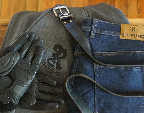 Resurgence Gear Motorcycle Product