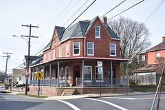 Frederick, Maryland - E. Church and E. 3rd Streets - February 17, 2020  (2)