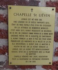 Erchin chapelle St Lievin (2)