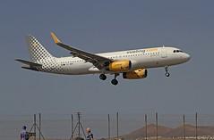 EC-MBS A320 Vueling Arrecife 29-02-20