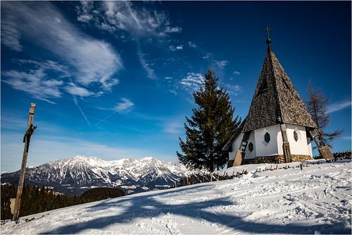 Hohe Salve . Itter . Skiwelt Wilder Kaiser . Tyrol