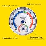 H_เครื่องวัดอุณหภูมิและความชื้นในโรงเรือนเห็ด