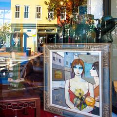 Georgetown art store