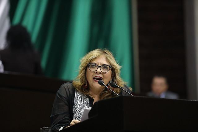 20/03/2020 Tribuna Dip. María de los Ángeles Huerta
