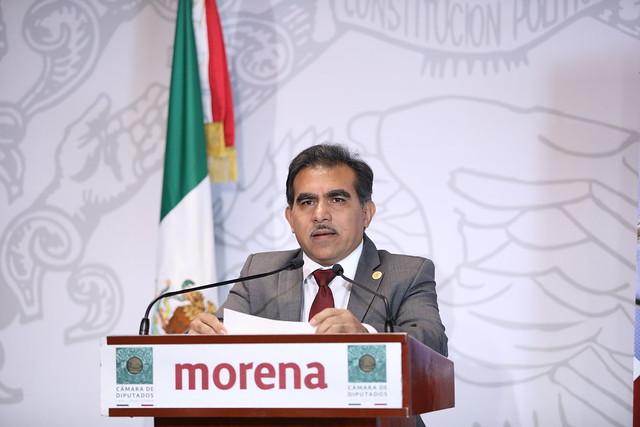 12/03/2020 Conferencia de Prensa Dip. Marco Antonio Andrade Zavala
