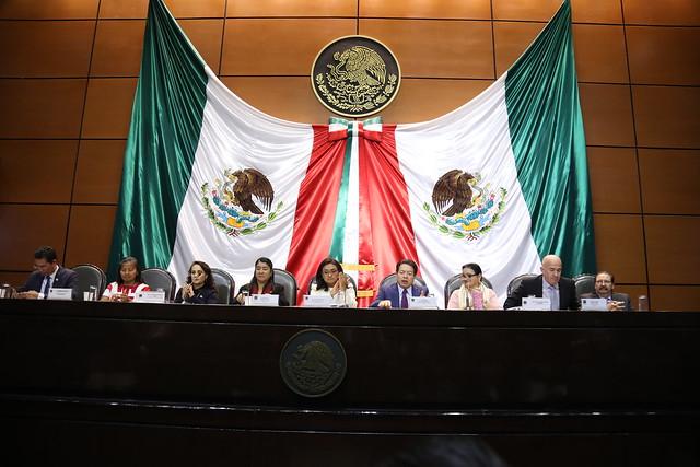 02/03/2020 Parlamento Abierto Análisis Sobre Incorporación Constitucional de Garantías y Derechos en Materia de Bienestar