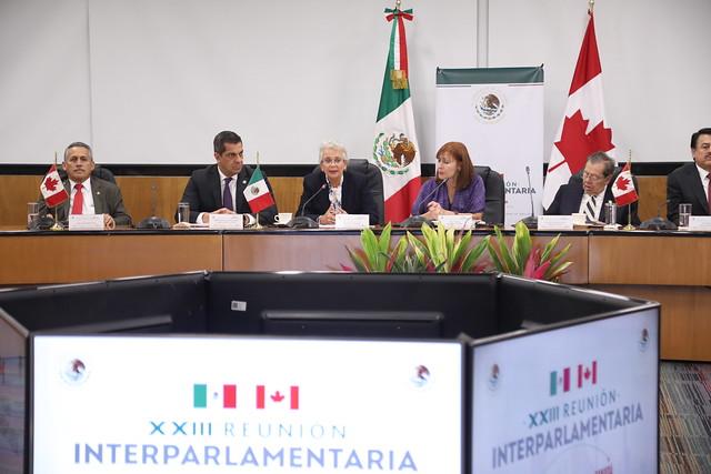 05/03/2020 Interparlamentaria México-Canadá