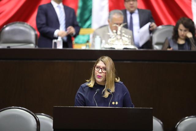 12/03/2020 Tribuna Dip. Guillermina Alvarado Moreno