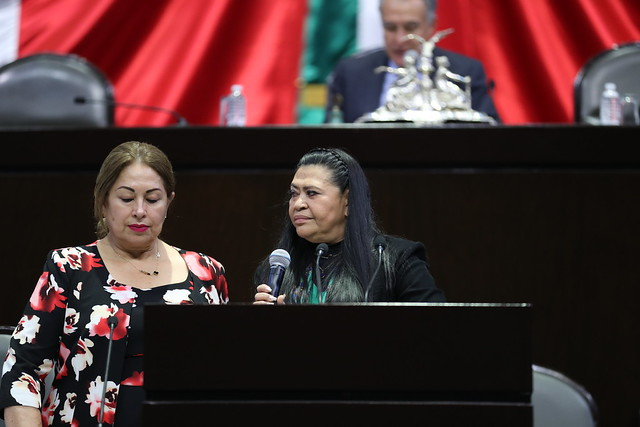 03/03/2020 Tribuna Diputada Mildred Concepción Avila Vera