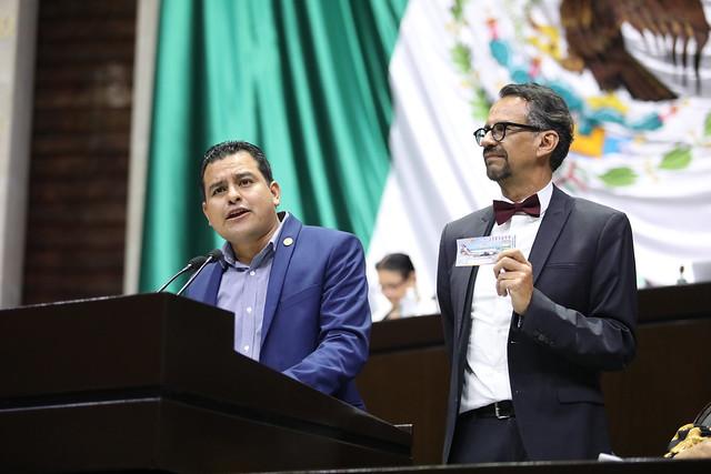 12/03/2020 Tribuna Dip. Jorge Ángel Sibaja Mendoza