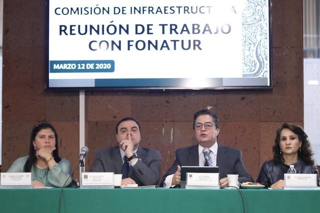 12/03/2020 Comisión De Infraestructura