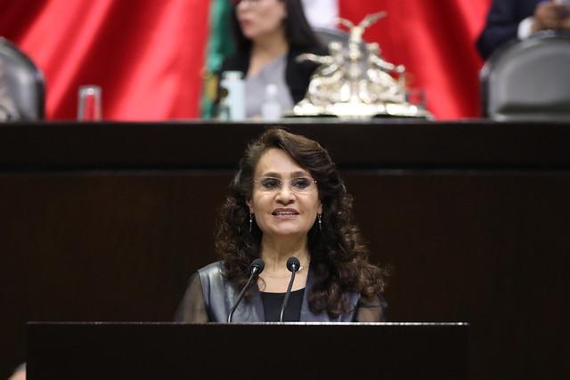 12/03/2020 Tribuna Diputada Dolores Padierna Luna