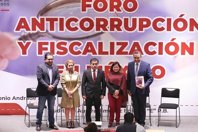 11/03/2020 Foro Anticorrupción y Fiscalización en México