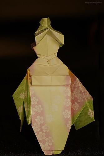 Origami Maiko (Yoo Tae Yong)