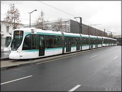 Alstom Citadis 302 – RATP (Régie Autonome des Transports Parisiens) / STIF (Syndicat des Transports d'Île-de-France) n°420