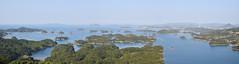 Kujukushima panorama