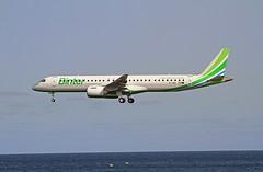 EC-NHA Embraer 195-E2 Binter arrecife 29-02-20