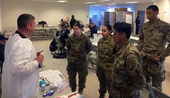 NY National Guard supports COVID-19 containment efforts