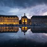 Place de la Bourse by Cosmin Dimitriu