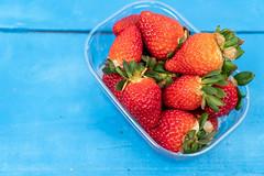 Fresh Raw Strawberries