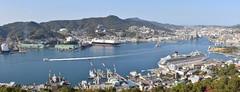 Nagasaki panorama