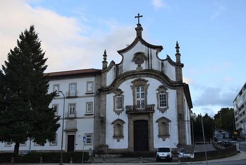 Iglesia del Seminario Mayor (Viseu, Portugal, 19-10-2019)