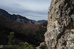 SERRA SAN QUIRICO-ALBACINA, la traversata (Parco Rossa Frasassi - Marche)