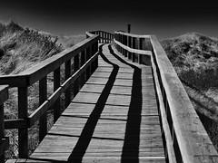 Sylt - Dünenbrücke Rantum